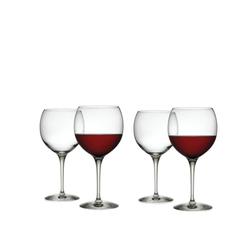 Alessi Rotweinglas Rotweinglas - Mami XL - 4er Set
