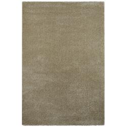 Preiswerter Uni Teppich - Soho - Sand