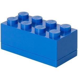 LEGO Mini Box 8 Blue