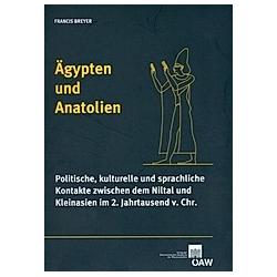 Ägypten und Anatolien. Francis Breyer  - Buch