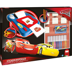 Disney Cars Sticker CARS 3 Sticker Machine