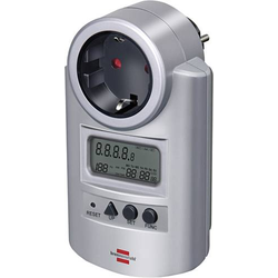 Brennenstuhl PM 231 E Energiekosten-Messgerät Stromtarif einstellbar