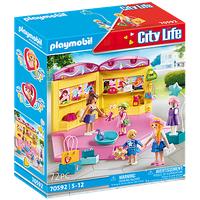 Playmobil City Life  Kids Fashion Store 70592