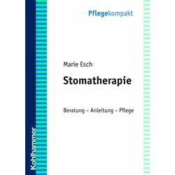 Stomatherapie: eBook von Marie Esch