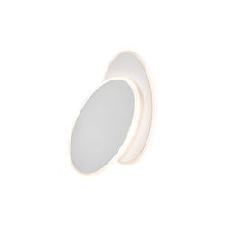 Wofi LED-Wandleuchte Meghan in weiß