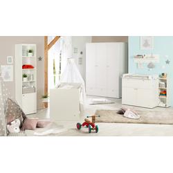 roba® Babymöbel-Set Mia, (Spar-Set, 2-St), mit Kinderbett und Wickelkommode