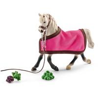 Schleich Horse Club - Araber Stute mit Decke 41447