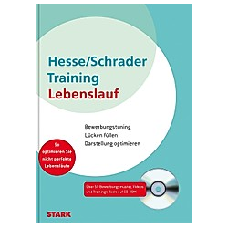 Training Lebenslauf, m. CD-ROM