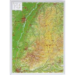 Schwarzwald 1 : 400 000