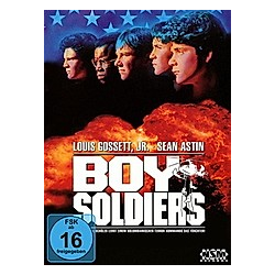 Boy Soldiers - DVD  Filme