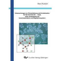 Untersuchungen zur Phasenbildung und Kristallisation auf der Konode SiC → Si3N4Untersuchungen zur Phasenbildung und Kristallisation auf der...
