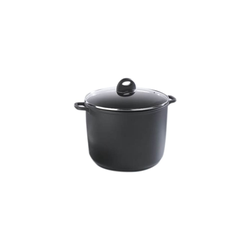 Casa Nova Gemüsetopf in schwarz, 11 L