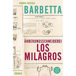 Änderungsschneiderei Los Milagros. María C. Barbetta  - Buch