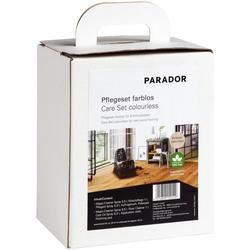 PARADOR farblos Parkett Bodenpflegemittel (Set, 5 St), für Echtholzböden