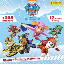 PAW Patrol: Sticker Activity Kalender