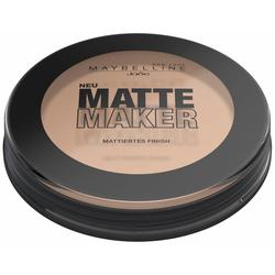 MAYBELLINE NEW YORK Puder Matte Maker natur