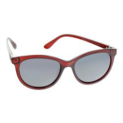 INVU Sonnenbrille (Set, Sonnenbrille inkl. Etui) braun