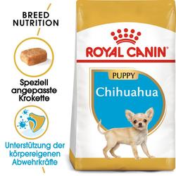 ROYAL CANIN Chihuahua Puppy Welpenfutter trocken 500 g