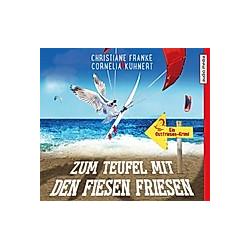 Ostfriesen-Krimi - 6 - Zum Teufel mit den fiesen Friesen - Hörbuch