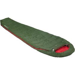 High Peak Mumienschlafsack Pak 1000 grün Schlafsäcke Camping Schlafen Outdoor Schlafsack