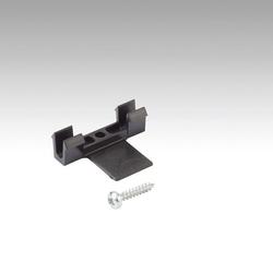 Meister Befestigungsklipps Kunststoff passend zu Meister Deckenabschlussleisten, Rund-Deckenabschlussleisten und Vierkant-Deckenabschlussleisten - 50 Stk. pro Packung -
