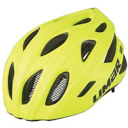 LIMAR Fahrradhelm 555 gelb Rad-Ausrüstung Radsport Sportarten