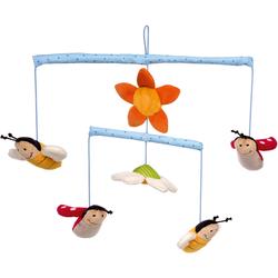 Sigikid Mobile Biene Hangons bunt Kinder Mobiles Baby Kleinkind