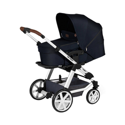 ABC Design Kombi-Kinderwagen Kombi Kinderwagen Turbo 4, shadow grau