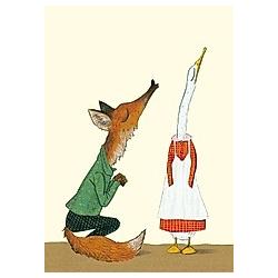 Fuchs, Postkarten