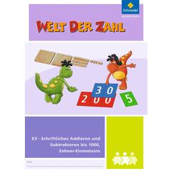 Welt der Zahl - I-Materialien (Inklusionsmaterialien): Buch von