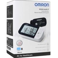 Hermes Arzneimittel OMRON M500 Intelli IT Oberarm Blutdruckmessgerät