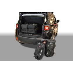 Car Bags J10201S JEEP Renegade Bj. 14- Reisetaschen Set