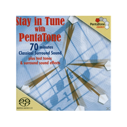 VARIOUS - Stay In Tune With Pentatone (SACD)