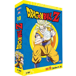 DVD Dragonball Z - Box 10 Hörbuch