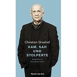 Christian Grashof. Hans-Dieter Schütt  Christian Grashof  - Buch