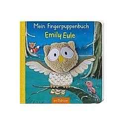 Mein Fingerpuppenbuch - Emily Eule. Lea-Marie Erl  - Buch