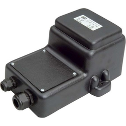 Trafo-Technik-Hoppecke Halogen-Niedervoltrafo sw EVGE-Lux 500VA