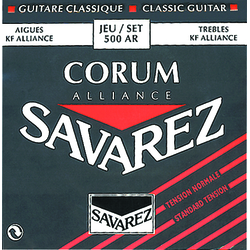 Savarez 500 AR Corum Konzertgitarrensaiten