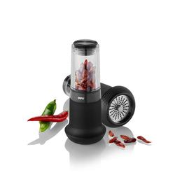 GEFU Chilimühle Chilischneider X-Plosion Schwarz