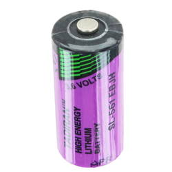 Tadiran SL-561 Lithium Batterie 3,6V 2/3 AA mit Lötfahne U-Form