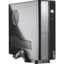 LC Power 1400 Desktop PC-Gehäuse Schwarz
