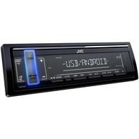 JVC Auto Media-Receiver Schwarz 200 W