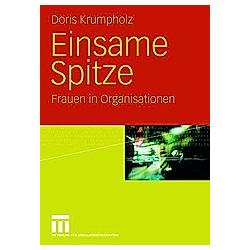 Einsame Spitze. Doris Krumpholz  - Buch