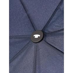 TOM TAILOR Taschenregenschirm Regenschirm blau