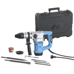 Bohrhammer mit 5-teiligem Bohrer- und Meißel-Set, SDS Plus, 1.010 Watt