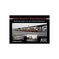 Köln-Bonner Eisenbahnen. Wolfgang Herdam  - Buch