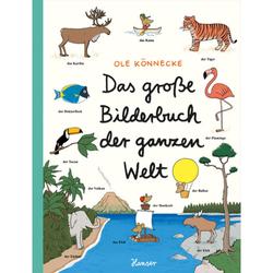 DAS GROßE BILDERBUCH DER GANZEN WELT - Bilderbücher