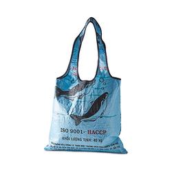 Bead Bags Damen Tasche Algea hellblau
