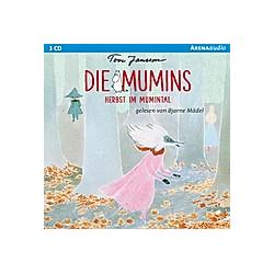 Die Mumins - Herbst im Mumintal  3 Audio-CDs - Hörbuch