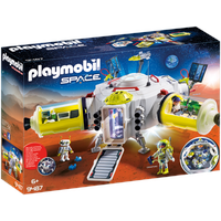 Playmobil Space Mars-Station 9487